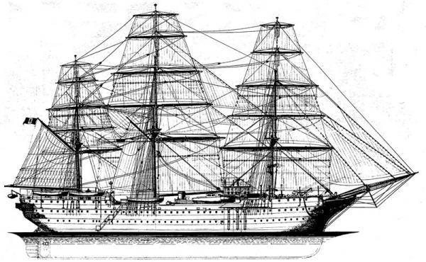 Colombo nave scuola gruppo di cultura navale for Piani di coperta compositi