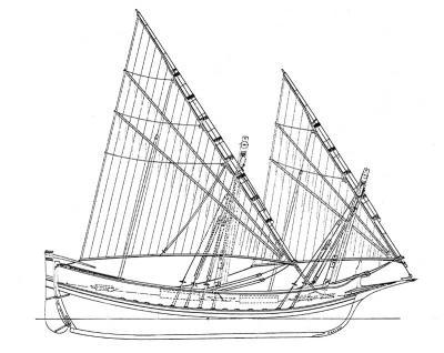 Liuto imbarcazione da trasporto gruppo di cultura navale for Piani di costruzione di un piano