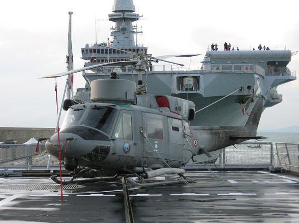 Elicottero Ab 212 : Elicottero ab as gruppo di cultura navale