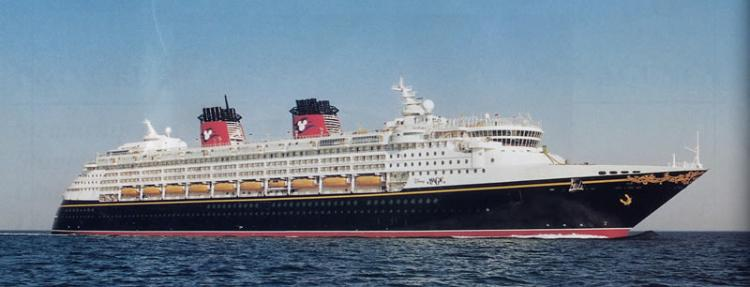 DISNEY WONDER e DISNEY MAGIC - navi da crociera